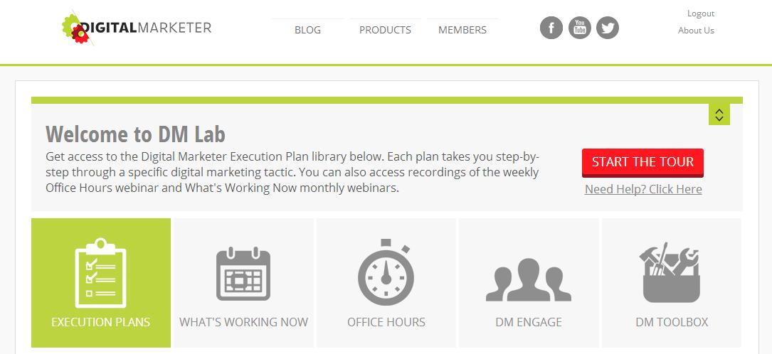 digital-marketer-content-vault-example