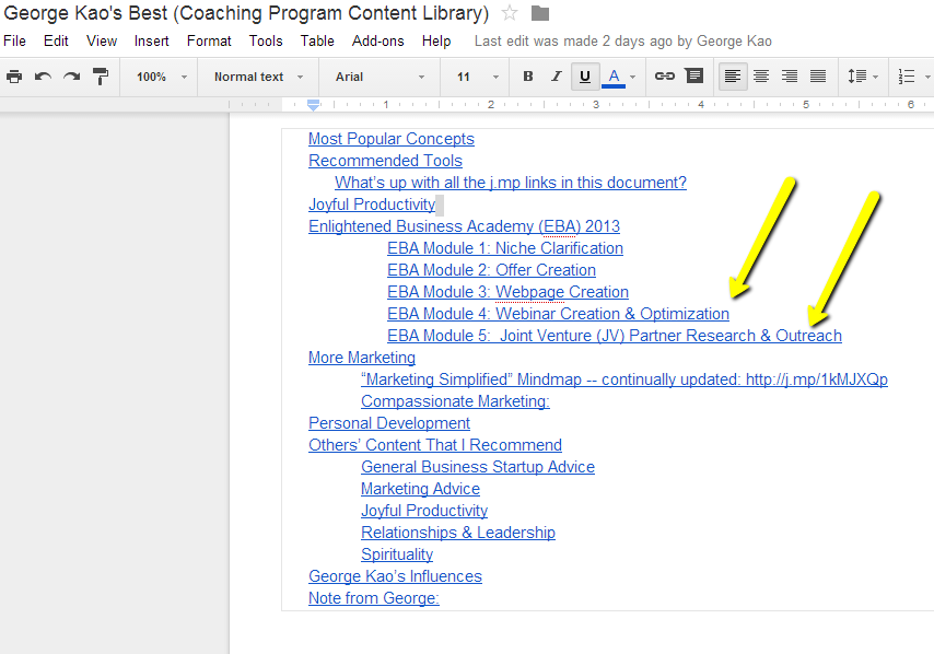 george-kao-coaching-content-library