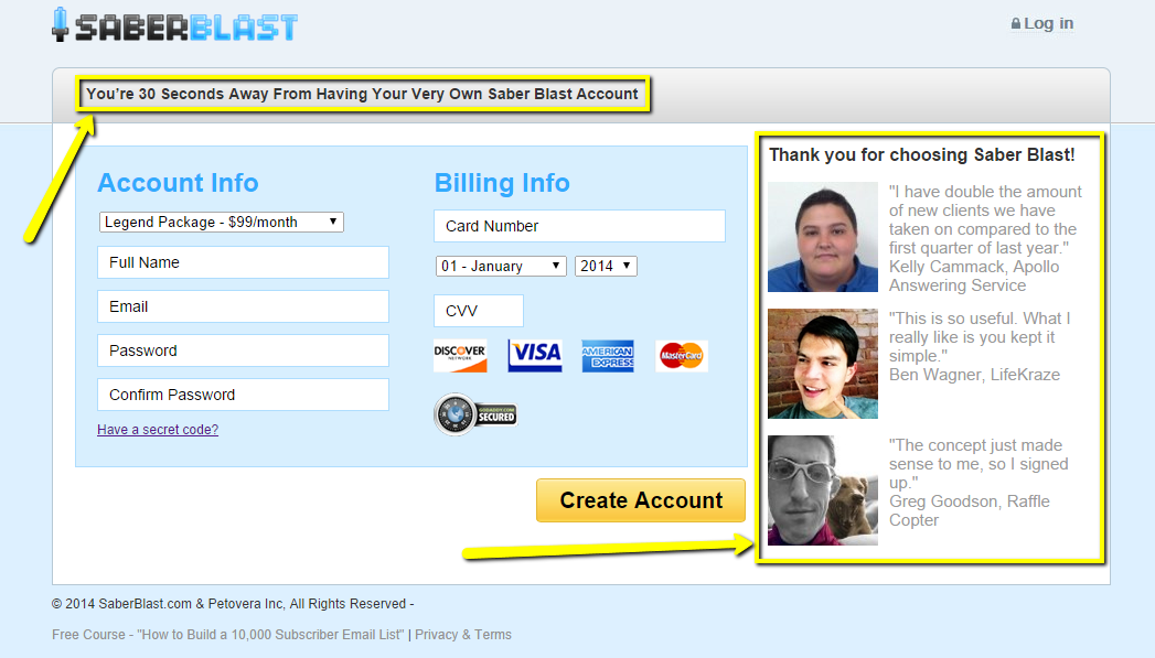 social-proof-checkout-page-2