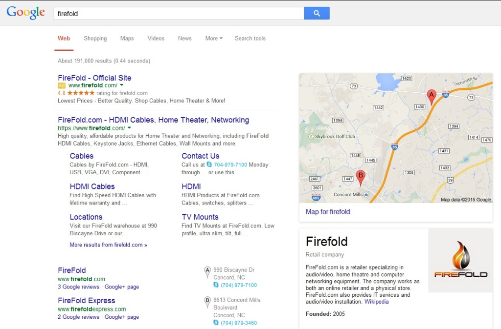 Google, Search Engine