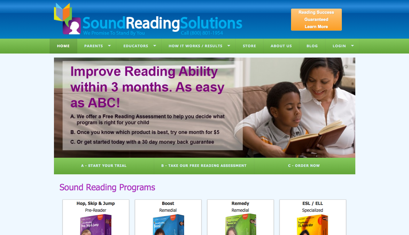 Reading Comprehension Programs | Literacy Reading Software ...