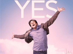 "Get people to say ""yes"" in any event. Image via alijoy.com"