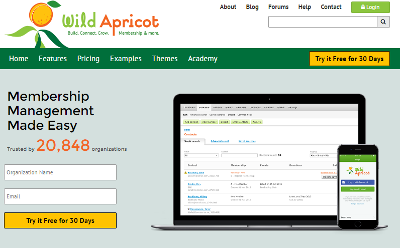 20 best examples of lead magnets ideas to get you more leads youll notice when you visit their site that wild apricot offers a 30 day free trial for its software fandeluxe Images