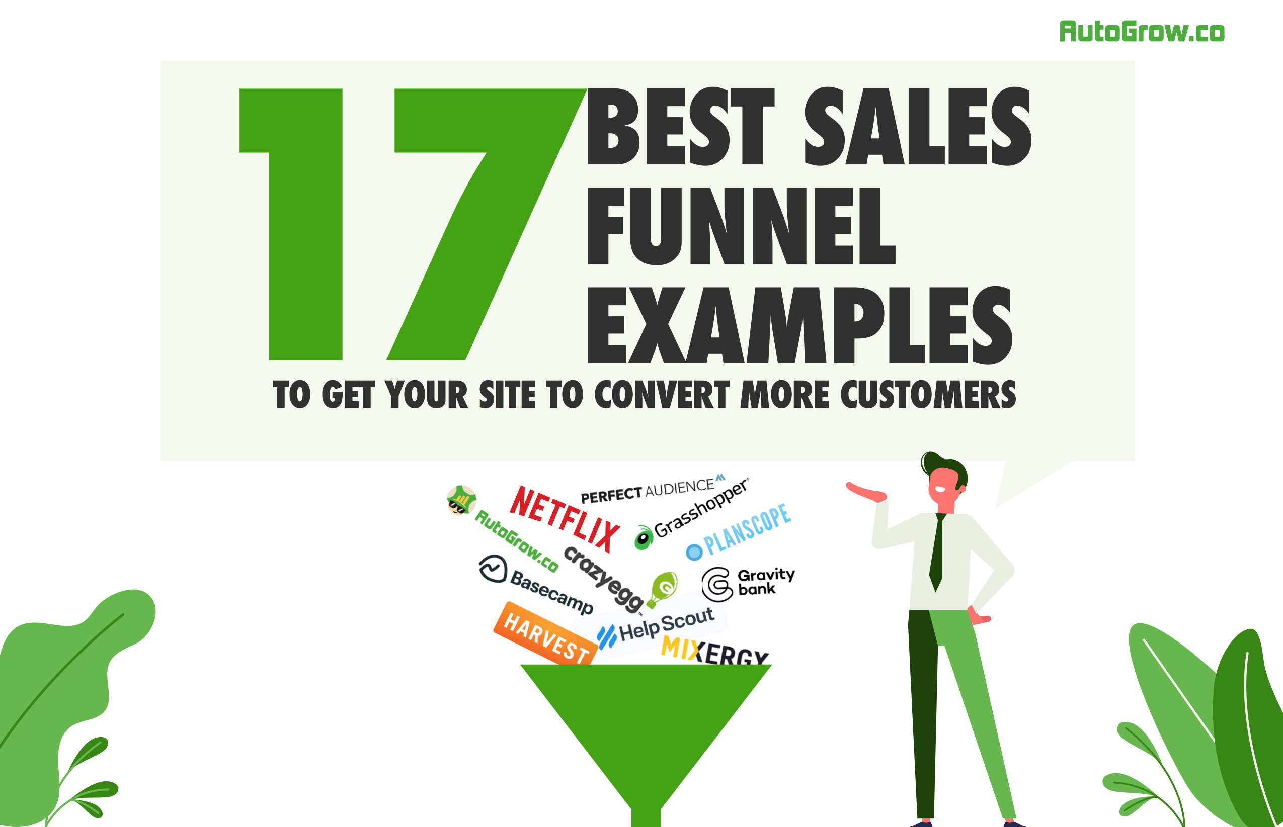17 Best Sales Funnel Examples In 2020 To Help You Convert More Customers Autogrow