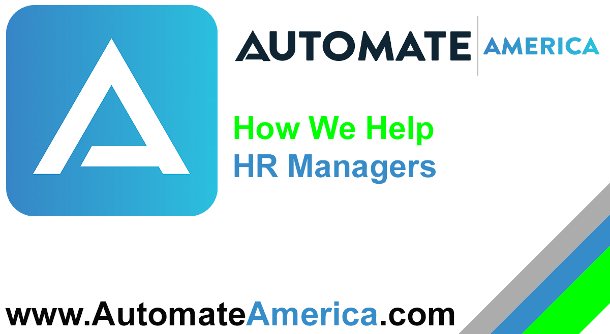 How We Help HR Managers