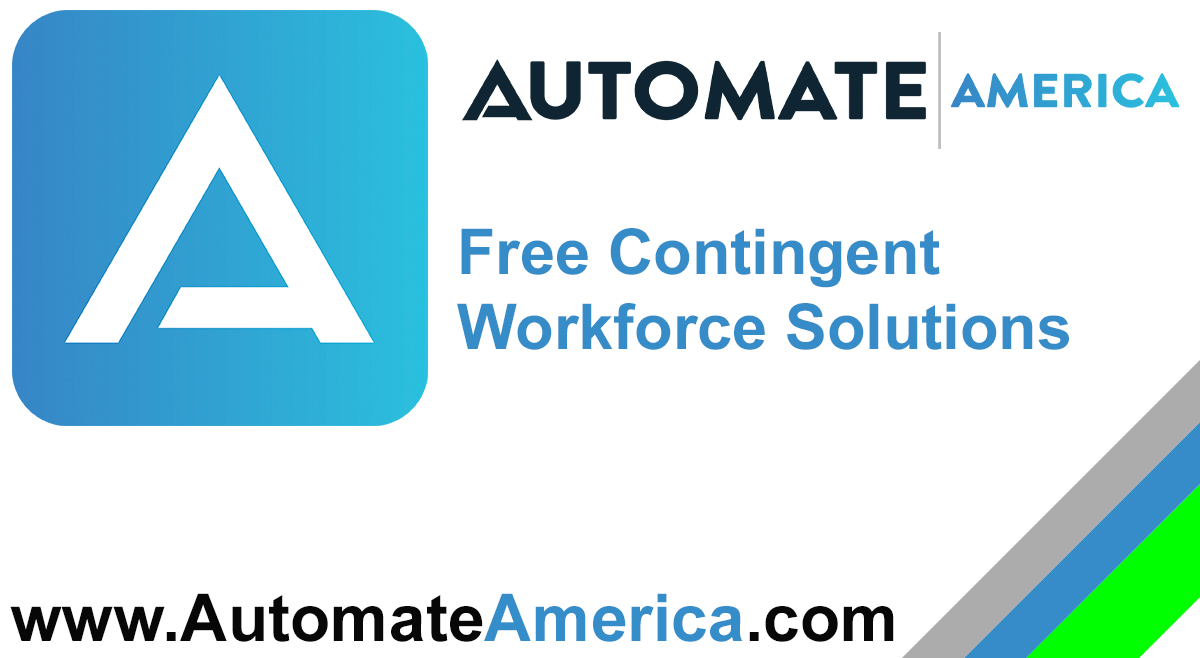 A Free Contingent Workforce Solution