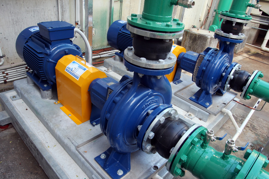 Energy Conservation Pumps