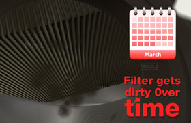 What's the harm in putting off replacing my engine air filter a little longer?