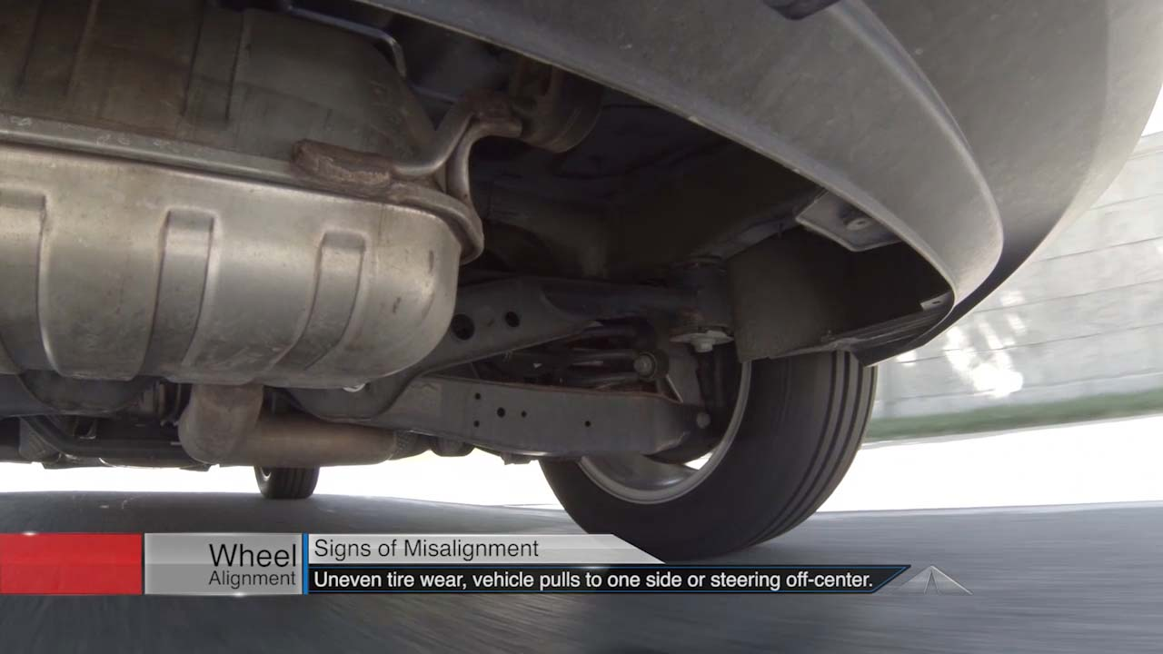 Mackert Automotive Auto Tips and Videos: Alignment Inspection