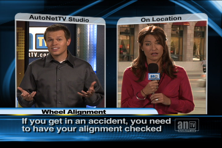 Tracking True in AK: Wheel Alignment in Fairbanks