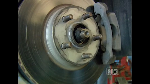 Put on the Brakes: Brake Service at Advanced Automotive Repair
