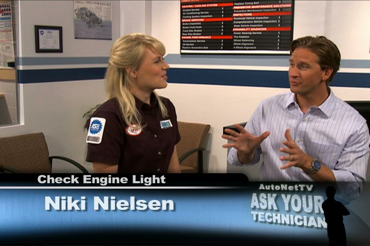 Check Engine Light Diagnosis at Tune In And Tune Up!