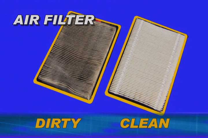 Thom's Four Wheel Drive: Why Replace Your Engine Air Filter?