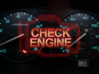 Lawson & Son Auto Repair Fuel Saving Tip for Nashville: Check Engine Light