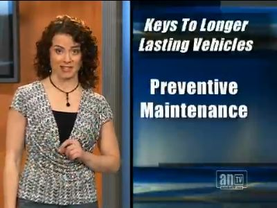 Keys to a Long Lasting Vehicle