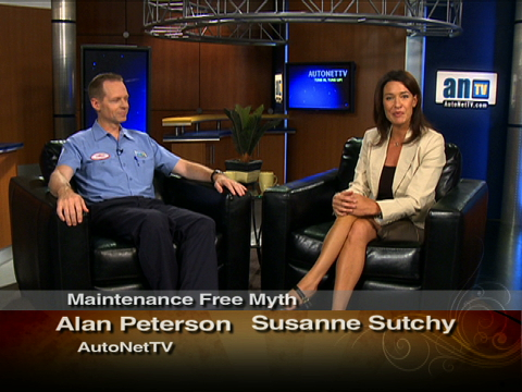 Are Modern Vehicles Maintenance Free?