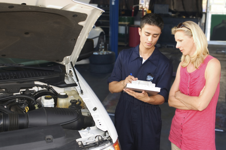 The Brake Shop and Auto Repair and the Maintenance Mindset