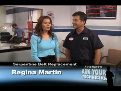 auto repair On Your Serpentine Belt