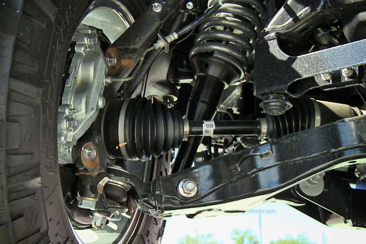 Suspension Service at Fourth Street Automotive in MARRERO
