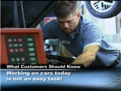 What FORT WORTH Automotive Service Consumers Should Know