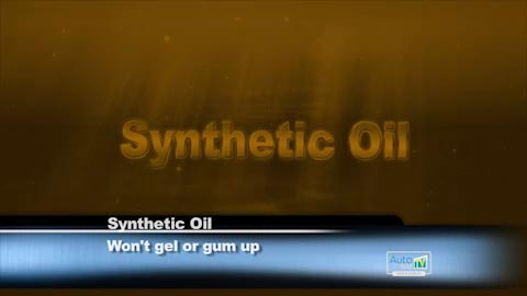 Super Slick at The Toy Shop in Cypress: Synthetic Oil