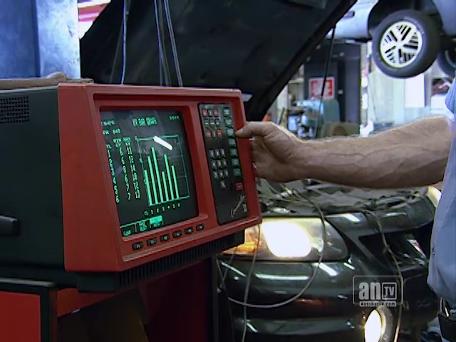 What Is That? Check Engine Light Service at The Toy Shop