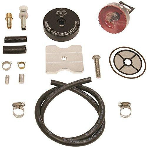 BD Diesel 1050347 Flow-MaX Fuel Heater Kit