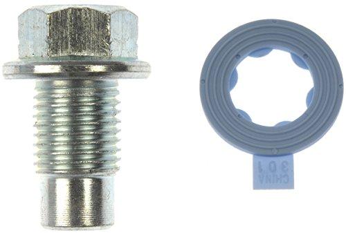 2014 toyota corolla oil drain plug size