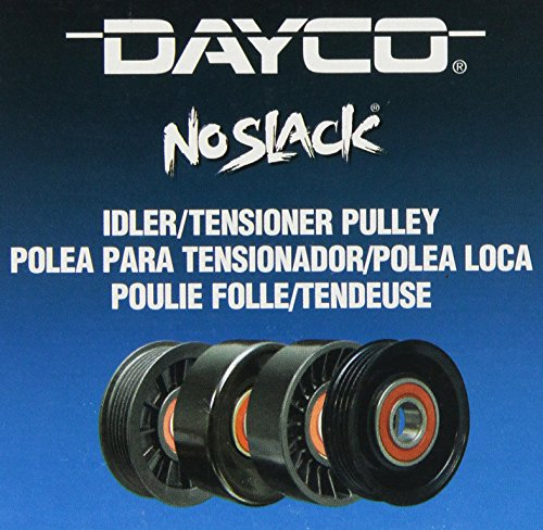 Dayco 89015 Drive Belt Idler Pulley