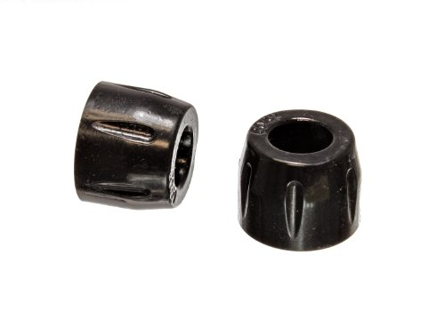 4 Piece Pro Comp 68220 Black 3//8 Urethane Shock Bushing