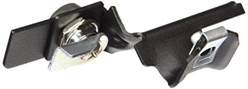 Pop /& Lock PL1050 Black Manual Tailgate Lock for Chevy//GMC