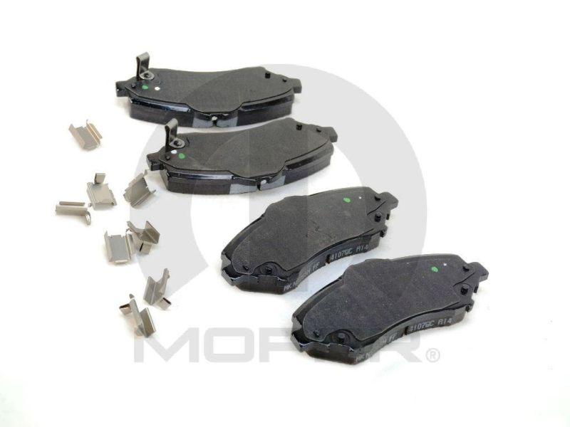 Disc Brake Pad Installation Kit Rear Mopar 68049158AA