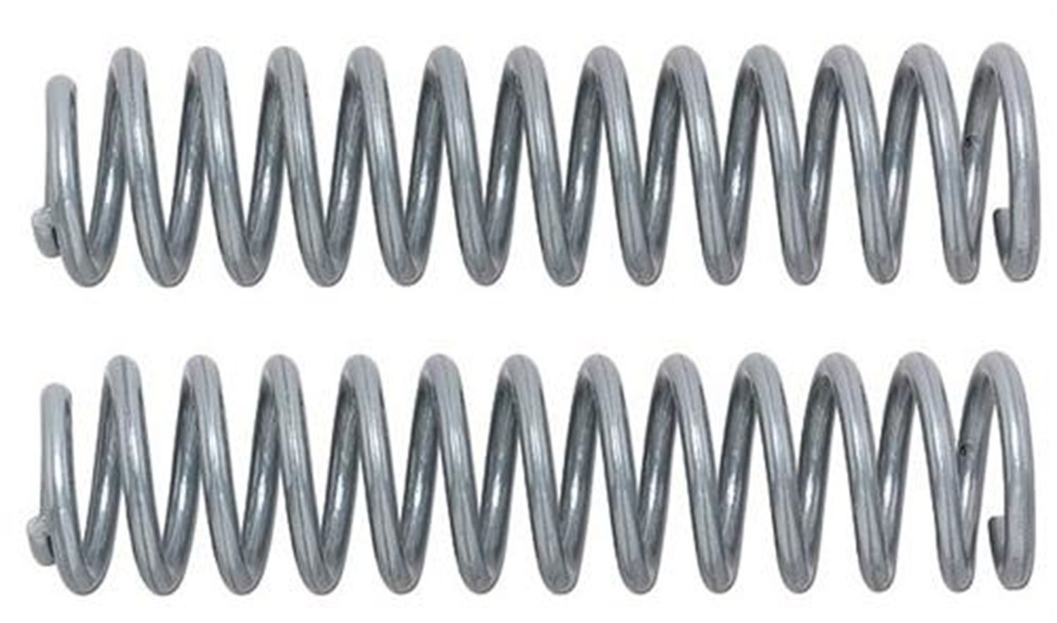"""Pro Comp 55297 2/"""" Lift Front Coil Springs Gray Set of 2"""