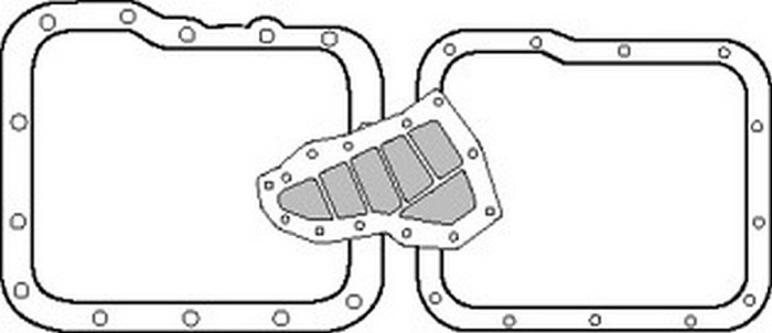 atp b-115 automatic transmission filter kit