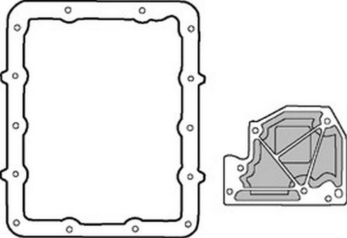 atp b-89 automatic transmission filter kit