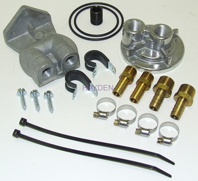 Engine Oil Cooler Mounting Kit