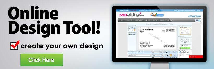 Online Design Tool