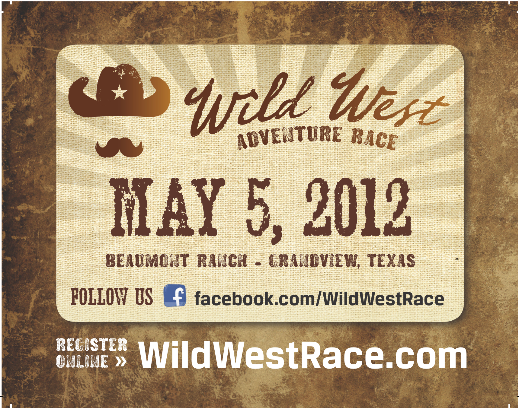 Mud Run Flyer - Click To View
