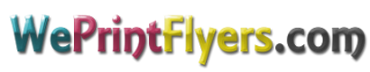 We Print Flyers