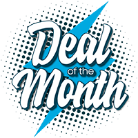 monthly deal graphic
