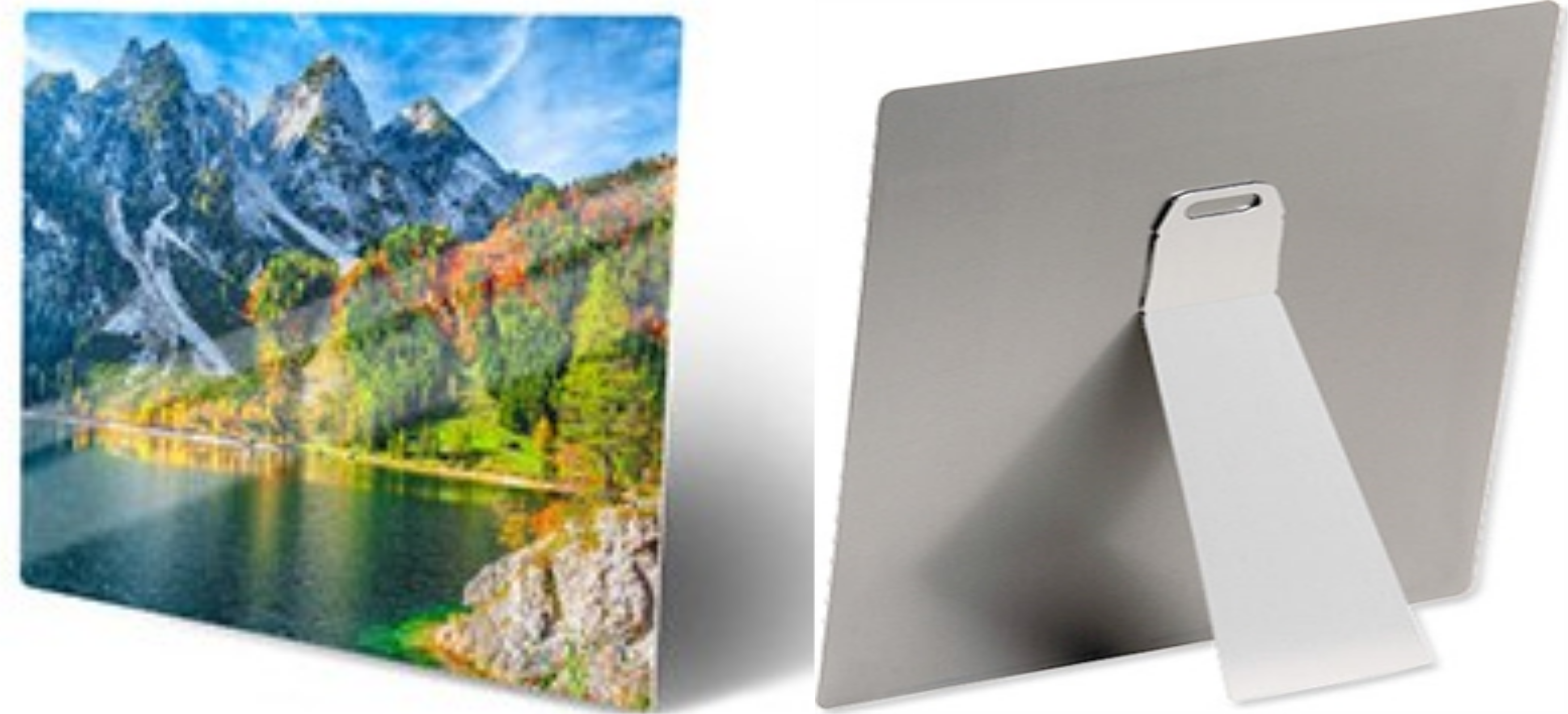 "Aluminum Easel (5.5"")"