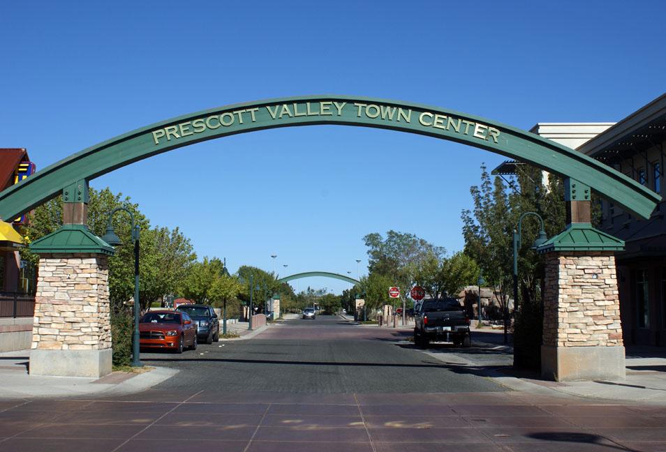 Town Center Prescott valley AZ