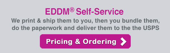 Cheap EDDM Printing