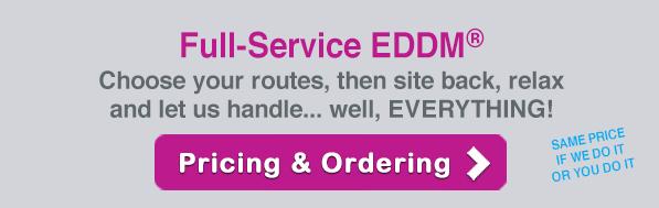 EDDM Full Service