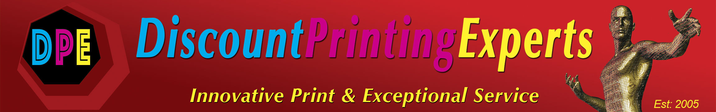 Discount Printing Experts
