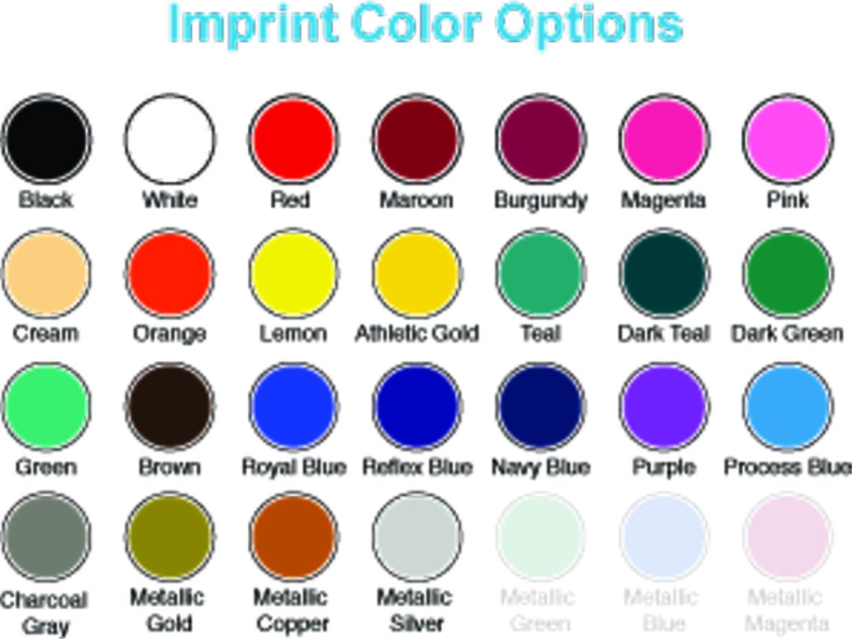Imprint Colors