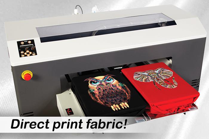 direct print garment
