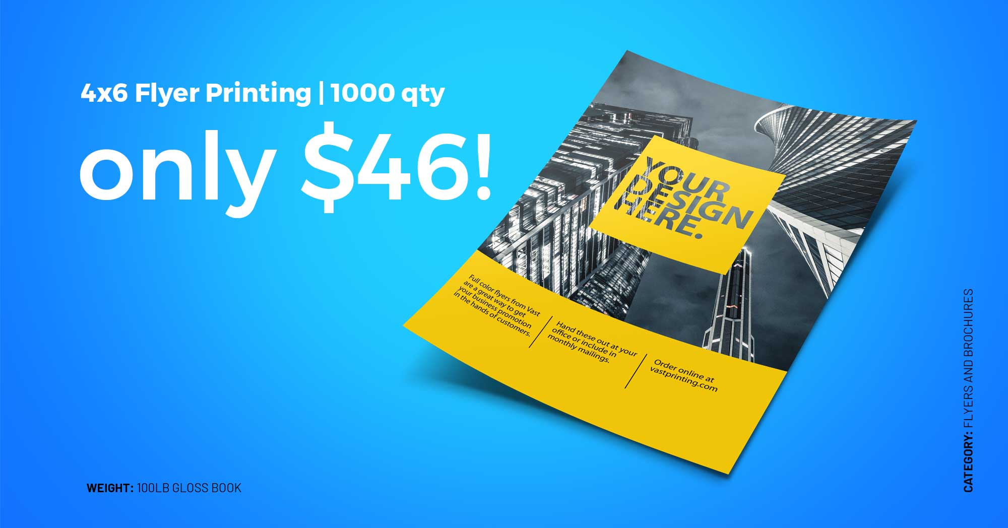 Flyer Printing Special