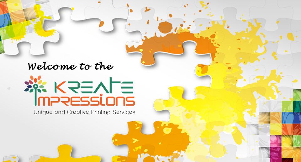 Kreate Impressions Slide 1