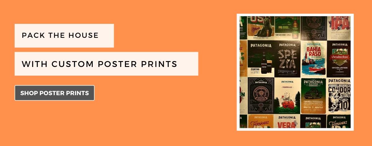 Woodbridge Printing Center Poster Prints